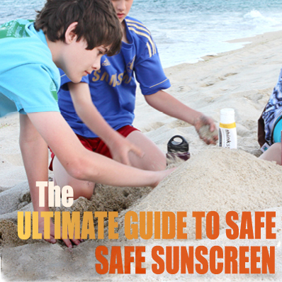 Guide to Safe Sunscreens