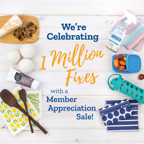 Celebrate Our One Millionth Fix!