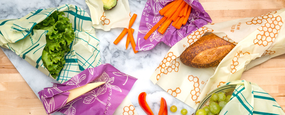 Plastic Free Food Wrap