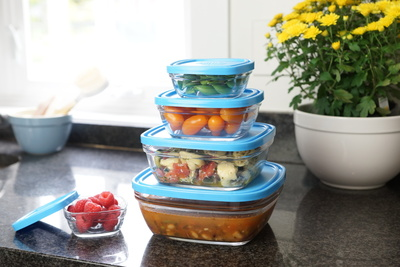 Safe food storage collection