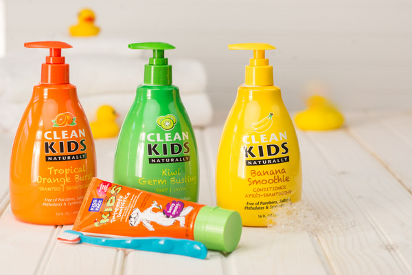 Healthy Kids Body Care