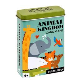 Animal Kingdom Card Game in Tin