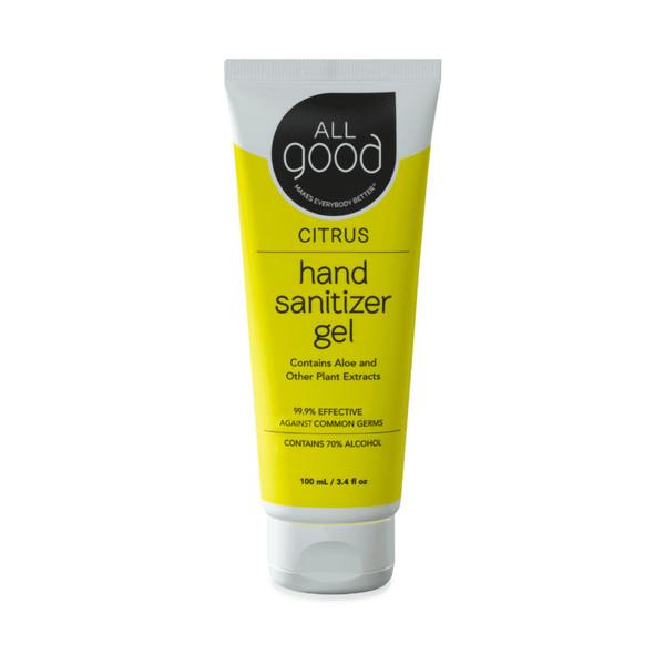 Citrus Hand Sanitizer Gel