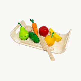 Assorted Fruit and Vegetable Set