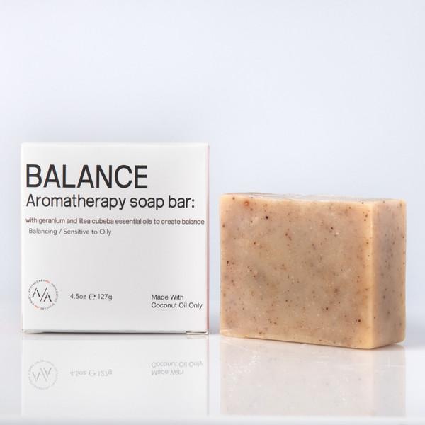 Balance Coconut Oil Aromatherapy Soap