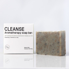 Cleanse Coconut Oil Aromatherapy Soap