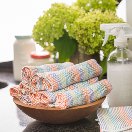 Tidy Dish Cloth Multi Sets (10, 15 or 20)