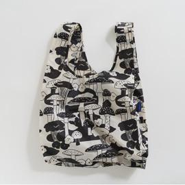 Reusable Shopping Bag, Mushrooms