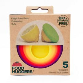 Food Huggers Storage, Set of 5