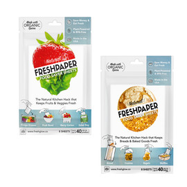 FreshPaper Food Saver Set of 2