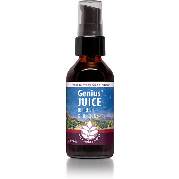 Genius Juice Liquid Herbal Extract