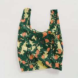 Reusable Shopping Bag, Orange Tree