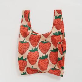 Reusable Shopping Bag, Strawberry