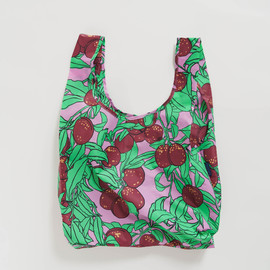 Reusable Shopping Bag, Plum Tree