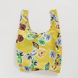 Reusable Shopping Bag, Paper Floral
