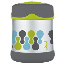 tripoli foogo vacuum insulated leak proof food jar