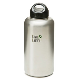 64 ounce Wide Mouth Stainless Steel Bottle