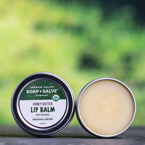 Honey Butter Lip Balm