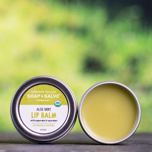 Aloe Mint Lip Balm