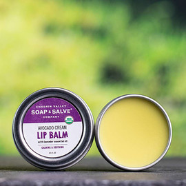 Avocado Cream Lip Balm