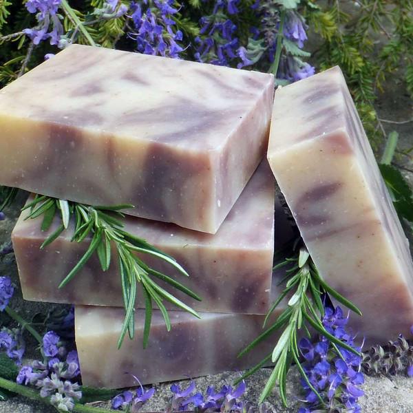 Lavender Rosemary Bar Soap