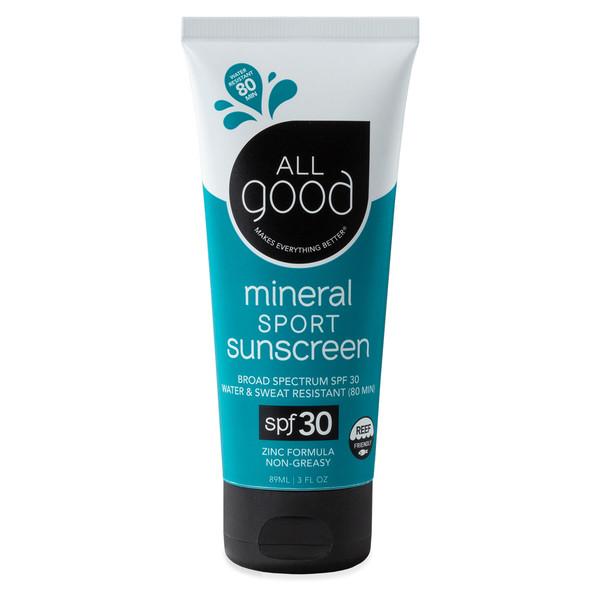 Sport Mineral Sunscreen SPF30