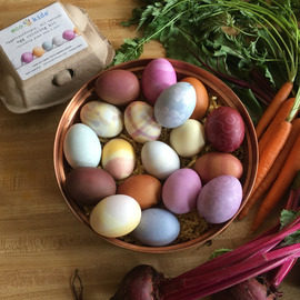 All-Natural Egg Coloring Kit