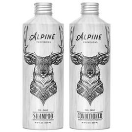 Fir+Sage Shampoo & Conditioner