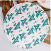 12 Inch Fabric Bowl Cover