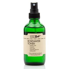 Rosewater Toner Spray