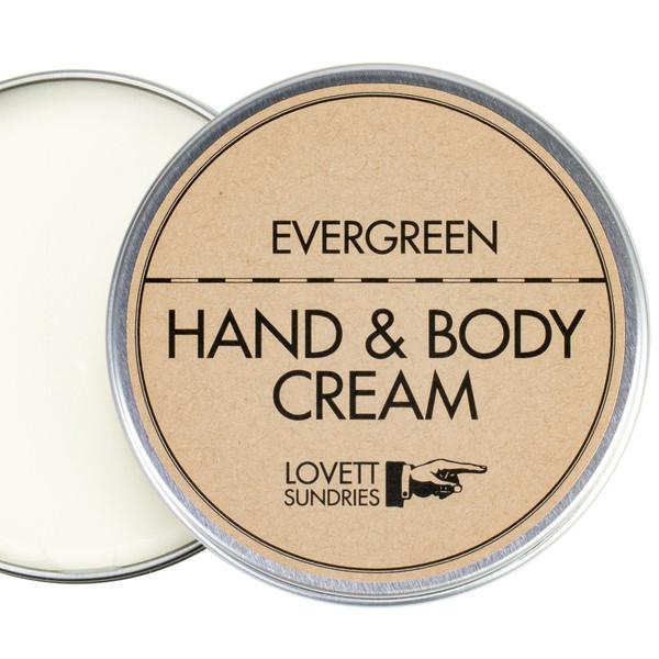 Hand and Body Cream