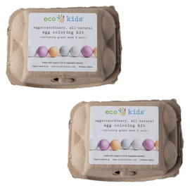 All-Natural Egg Coloring Kit, Set of 2