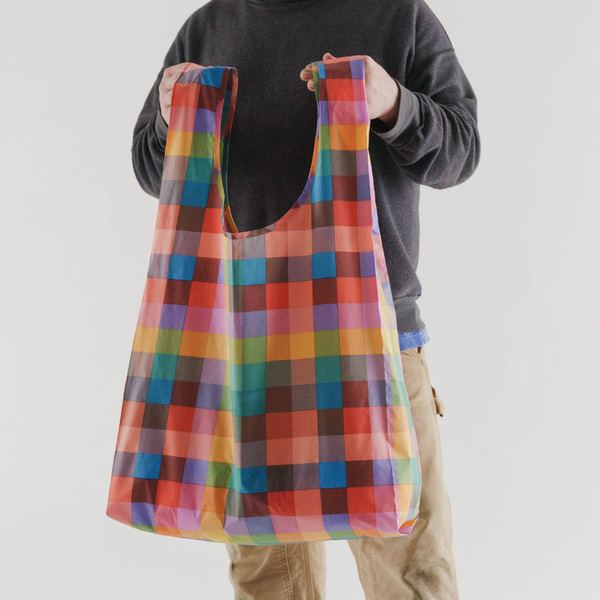 BIG Reusable Shopping Bag, Madras
