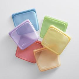 Silicone Storage Bag, Sandwich Size