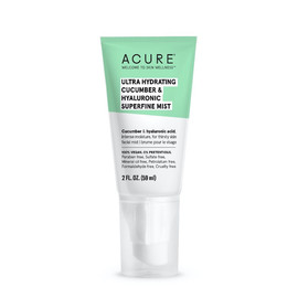 Ultra Hydrating Cucumber & Hyaluronic Superfine Mist