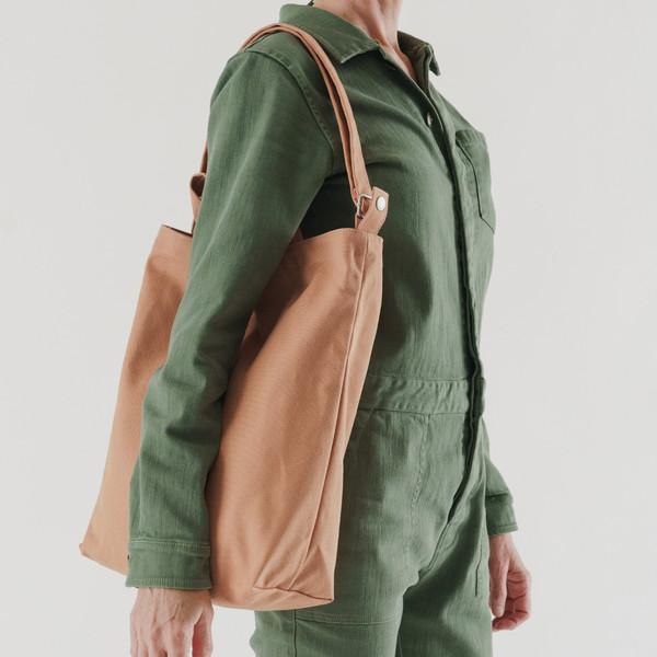Cotton Canvas Duck Bag