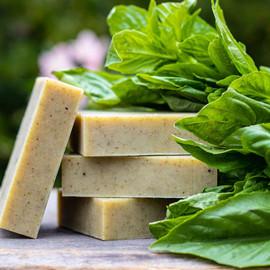 Sweet Basil Bar Soap