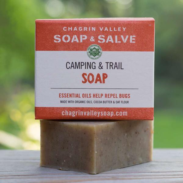Camping & Trail Bar Soap
