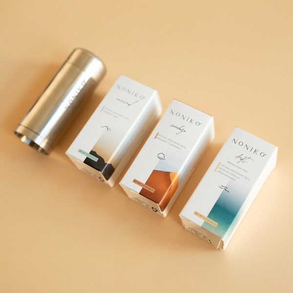 Noniko Natural Deodorant Refill