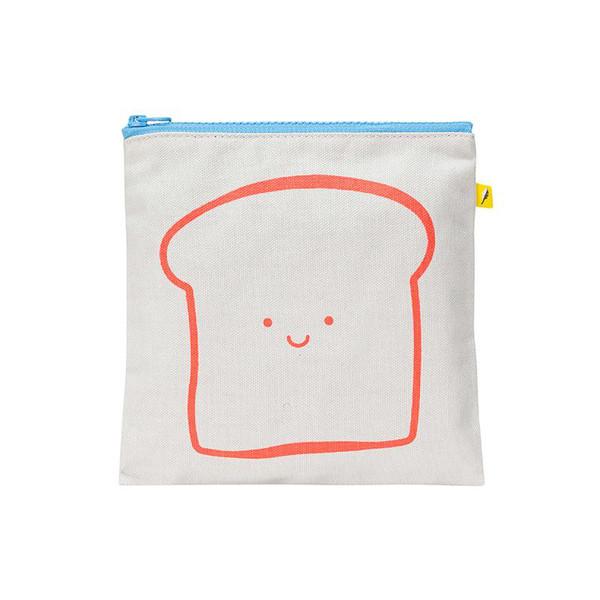 Organic Cotton Zip Sandwich Sack