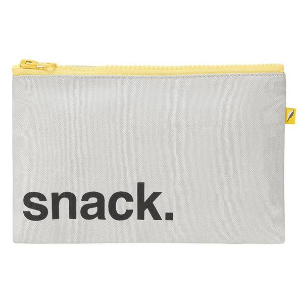 Organic Cotton Zip Snack Sack