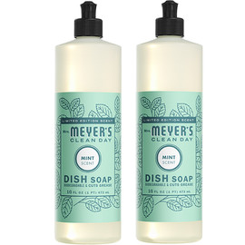 Liquid Dish Soap, Seasonal Scents