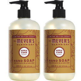 Liquid Hand Soap, Seasonal Scents