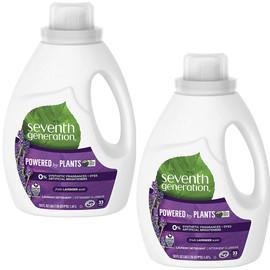 Liquid Laundry Detergent, Fresh Lavender Scent