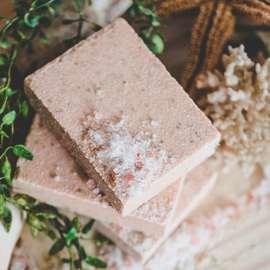 Sea Salt & Seaweed Spa Soap