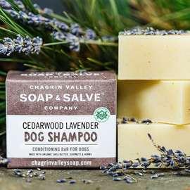 Cedarwood Lavender Dog Shampoo Bar