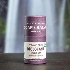 Organic Coconut Stick Deodorant
