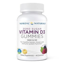 Zero Sugar Vitamin D3 Gummies