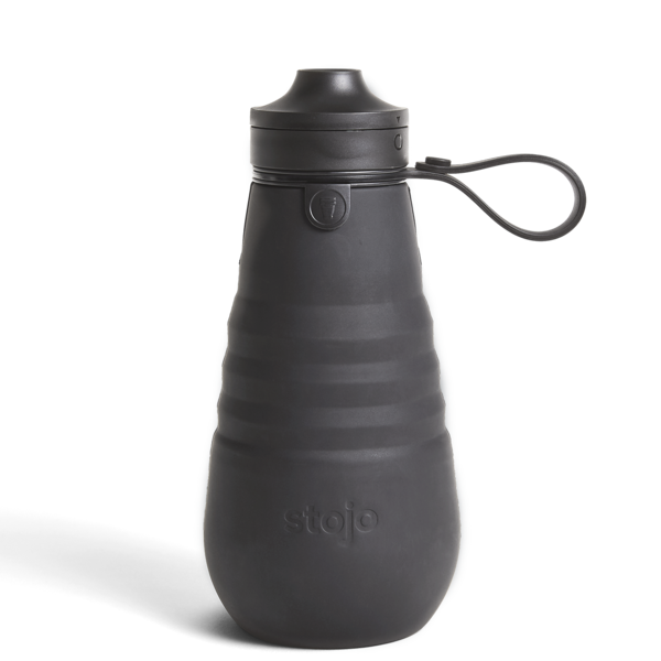 20oz Collapsable Silicone Sport Bottle