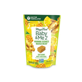 Baby & Me 2 Morning Sickness Nausea Relief Soft Chews